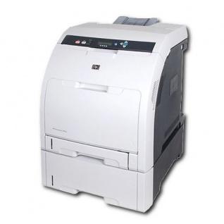 HP Color LaserJet 3800DTN, generalüberholter Farblaserdrucker, unter 100.000 Blatt gedruckt