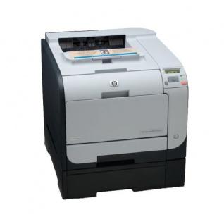 HP Color LaserJet CP2025DTN, generalüberholter Farblaserdrucker, unter 100.000 Blatt gedruckt