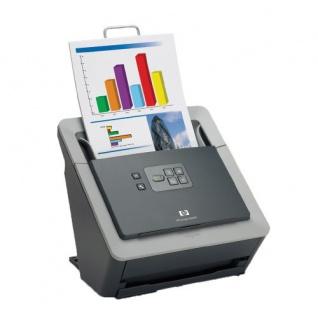 HP Scanjet N6010, gebrauchter Dokumentenscanner