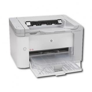 HP LaserJet P1566, generalüberholter Laserdrucker, unter 100.000 Blatt gedruckt