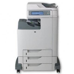 HP Color LaserJet CM4730f MFP, generalüberholtes Multifunktionsgerät, unter 100.000 Blatt gedruckt Fax Duplex LAN 3.PF CB481A