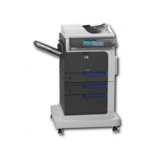 HP Color LaserJet CM4540f, generalüberholtes Multifunktionsgerät, unter 100.000 Blatt gedruckt Fax Duplex LAN 2x 500 Blatt