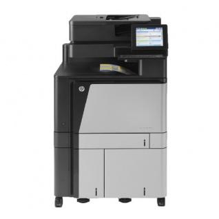 HP Color LaserJet Enterprise Flow MFP M880z+ NFC/WL, 158.966 Blatt gedruckt generalüberholter Kopierer