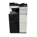 Konica Minolta bizhub C284e gebrauchter Kopierer 262.069 Blatt gedruckt mit PC-410, DF-624, JS-506, Fax
