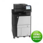 HP Color LaserJet Enterprise Flow MFP M880z+, generalüberholter Kopierer - DEMOGERÄT