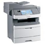 Lexmark X466de, generalüberholtes Multifunktionsgerät, unter 100.000 Blatt gedruckt