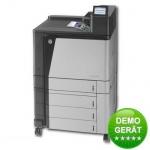 HP Color LaserJet M855XH, generalüberholter Farblaserdrucker - DEMOGERÄT
