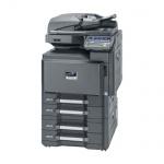 Kyocera Taskalfa 3501i, generalüberholter Kopierer mit Faxkarte, 4 x 500 Blatt