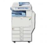 Ricoh Aficio MP C2800 generalüberholter Kopierer 197.790 Blatt gedruckt mit 4 PF