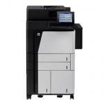 HP LaserJet Enterprise Flow MFP M830z, generalüberholter Kopierer 198.525 Blatt gedruckt CF367A Wartungskit NEU