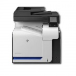 HP Laserjet Pro 500 M570DN, generalüberholtes Multifunktionsgerät 117.396 Blatt gedruckt