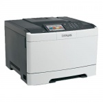 Lexmark CS510de, gebrauchter Farblaserdrucker 46.952 Blatt gedruckt