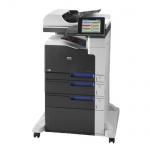 HP LaserJet Enterprise 700 MFP M775f gebrauchter Kopierer