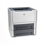 HP LaserJet P2015T, generalüberholter Laserdrucker, unter 100.000 Blatt gedruckt