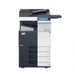 Develop Ineo +364e, gebrauchter Kopierer 593.156 Blatt gedruckt mit PC-210, DF-701