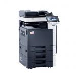 Develop ineo+ 253, Gebrauchter Kopierer nur 86.239 Blatt gedruckt, 2.PF, PC-204, Finisher JS-505