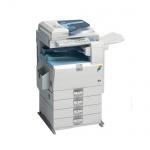 Ricoh Aficio MP C2551 gebrauchter Kopierer mit 4.PF