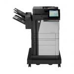 HP LaserJet Enterprise Flow MFP M630f, generalüberholtes Multifunktionsgerät 489.841 Blatt gedruckt mit Finisher Toner NEU