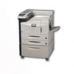 Kyocera FS-9530DN mit PF-750, generalüberholter Laserdrucker 3.240.385 Blatt gedruckt