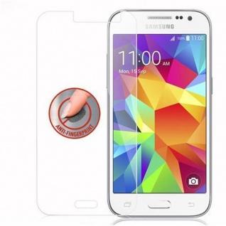 Cadorabo Panzer Folie für Samsung Galaxy CORE PRIME - Schutzfolie in KRISTALL KLAR - Gehärtetes (Tempered) Display-Schutzglas in 9H Härte mit 3D Touch Kompatibilität - Vorschau 4