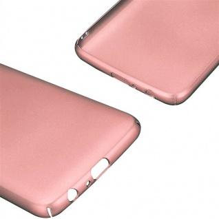 Cadorabo Hülle für Motorola MOTO G5 PLUS in METALL ROSÉ GOLD ? Hardcase Handyhülle aus Plastik gegen Kratzer und Stöße ? Schutzhülle Bumper Ultra Slim Back Case Hard Cover - Vorschau 5
