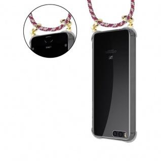 Cadorabo Hülle für Huawei MATE 30 PRO in NACHT SCHWARZ - Handyhülle mit Magnetverschluss, Standfunktion und Kartenfach - Case Cover Schutzhülle Etui Tasche Book Klapp Style - Vorschau 5
