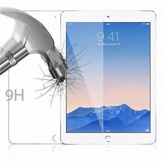 Cadorabo Panzer Folie für Apple iPad AIR / iPad AIR 2 - Schutzfolie in KRISTALL KLAR - Gehärtetes (Tempered) Display-Schutzglas in 9H Härte mit 3D Touch Kompatibilität - Vorschau 3