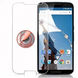Cadorabo Panzer Folie für Motorola Google NEXUS 6 / 6X - Schutzfolie in KRISTALL KLAR - Gehärtetes (Tempered) Display-Schutzglas in 9H Härte mit 3D Touch Kompatibilität - Vorschau 4