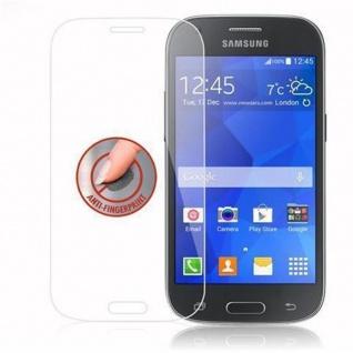 Cadorabo Panzer Folie für Samsung Galaxy ACE STYLE LTE - Schutzfolie in KRISTALL KLAR - Gehärtetes (Tempered) Display-Schutzglas in 9H Härte mit 3D Touch Kompatibilität - Vorschau 4