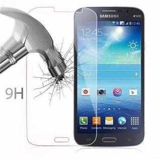 Cadorabo Panzer Folie für Samsung Galaxy MEGA 5.8 - Schutzfolie in KRISTALL KLAR - Gehärtetes (Tempered) Display-Schutzglas in 9H Härte mit 3D Touch Kompatibilität - Vorschau 3