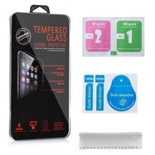 Cadorabo Panzer Folie für Apple iPod Touch 5 - Schutzfolie in KRISTALL KLAR - Gehärtetes (Tempered) Display-Schutzglas in 9H Härte mit 3D Touch Kompatibilität