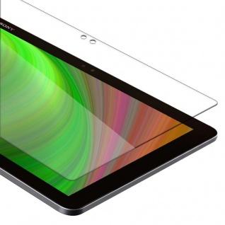 """Cadorabo Panzer Folie für Sony Xperia Tablet Z4 (10.1"""" Zoll) Schutzfolie in KRISTALL KLAR Gehärtetes (Tempered) Display-Schutzglas in 9H Härte mit 3D Touch Kompatibilität"""