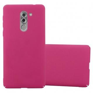Cadorabo Hülle für Honor 6X in FROSTY PINK - Hardcase Handyhülle aus Plastik gegen Kratzer und Stöße - Schutzhülle Bumper Ultra Slim Back Case Hard Cover