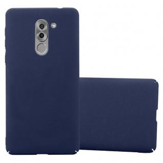 Cadorabo Hülle für Honor 6X in FROSTY BLAU - Hardcase Handyhülle aus Plastik gegen Kratzer und Stöße - Schutzhülle Bumper Ultra Slim Back Case Hard Cover