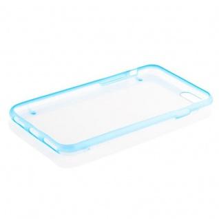 Cadorabo - Ultra Slim (0, 5mm) TPU Silikon Schutzhülle für Apple iPhone 6 / iPhone 6S - Case Cover Schutzhülle Bumper in KÖNIGS BLAU - Vorschau 3