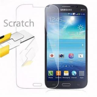 Cadorabo Panzer Folie für Samsung Galaxy MEGA 6.3 - Schutzfolie in KRISTALL KLAR - Gehärtetes (Tempered) Display-Schutzglas in 9H Härte mit 3D Touch Kompatibilität - Vorschau 3