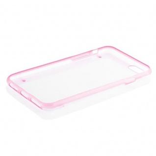 Cadorabo - Ultra Slim (0, 5mm) TPU Silikon Schutzhülle für Apple iPhone 6 / iPhone 6S - Case Cover Schutzhülle Bumper in ZART ROSA - Vorschau 3
