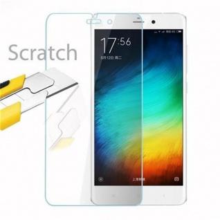 Cadorabo Panzer Folie für Xiaomi Note - Schutzfolie in KRISTALL KLAR - Gehärtetes (Tempered) Display-Schutzglas in 9H Härte mit 3D Touch Kompatibilität - Vorschau 4