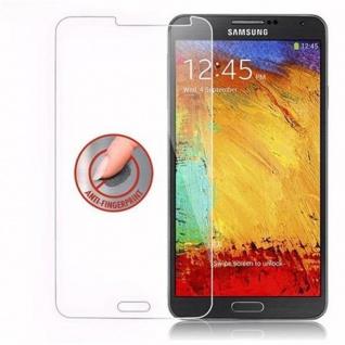 Cadorabo Panzer Folie für Samsung Galaxy NOTE 3 - Schutzfolie in KRISTALL KLAR - Gehärtetes (Tempered) Display-Schutzglas in 9H Härte mit 3D Touch Kompatibilität - Vorschau 4