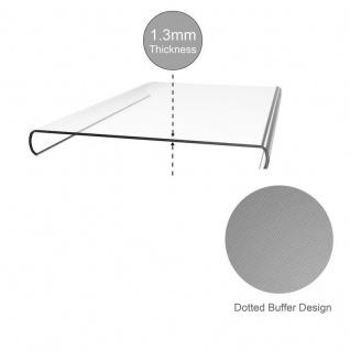 Cadorabo Hülle für Honor MAGIC 2 in VOLL TRANSPARENT - Handyhülle aus flexiblem TPU Silikon - Silikonhülle Schutzhülle Ultra Slim Soft Back Cover Case Bumper - Vorschau 4