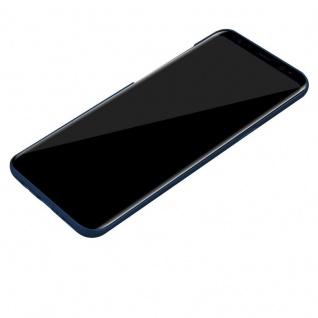 Cadorabo Hülle für Samsung Galaxy S8 PLUS in METALL BLAU - Hardcase Handyhülle aus Plastik gegen Kratzer und Stöße - Schutzhülle Bumper Ultra Slim Back Case Hard Cover - Vorschau 3
