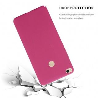 Cadorabo Hülle für Xiaomi Mi Max 2 in FROSTY PINK - Hardcase Handyhülle aus Plastik gegen Kratzer und Stöße - Schutzhülle Bumper Ultra Slim Back Case Hard Cover - Vorschau 3