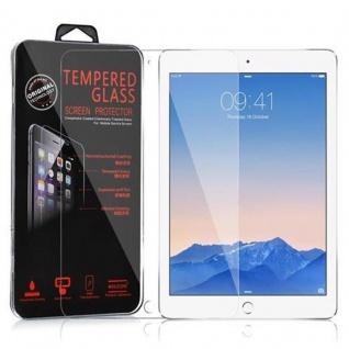 Cadorabo Panzer Folie für Apple iPad 2 / 3 / 4 - Schutzfolie in KRISTALL KLAR - Gehärtetes (Tempered) Display-Schutzglas in 9H Härte mit 3D Touch Kompatibilität