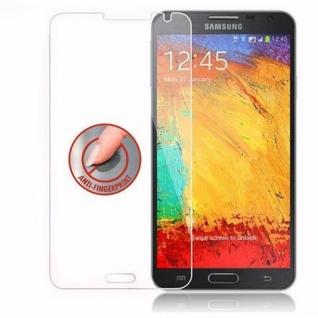 Cadorabo Panzer Folie für Samsung Galaxy NOTE 3 NEO - Schutzfolie in KRISTALL KLAR - Gehärtetes (Tempered) Display-Schutzglas in 9H Härte mit 3D Touch Kompatibilität - Vorschau 4