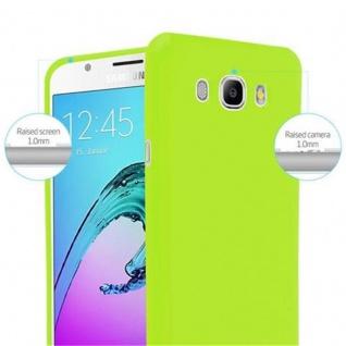 Cadorabo Hülle für Samsung Galaxy J7 2015 in JELLY GRÜN - Handyhülle aus flexiblem TPU Silikon - Silikonhülle Schutzhülle Ultra Slim Soft Back Cover Case Bumper - Vorschau 5