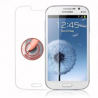 Cadorabo Panzer Folie für Samsung Galaxy GRAND DUOS / GRAND NEO - Schutzfolie in KRISTALL KLAR - Gehärtetes (Tempered) Display-Schutzglas in 9H Härte mit 3D Touch Kompatibilität - Vorschau 4