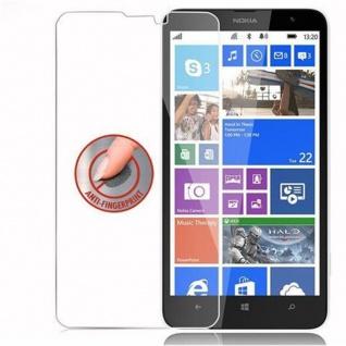 Cadorabo Panzer Folie für Nokia Lumia 1320 - Schutzfolie in KRISTALL KLAR - Gehärtetes (Tempered) Display-Schutzglas in 9H Härte mit 3D Touch Kompatibilität - Vorschau 4