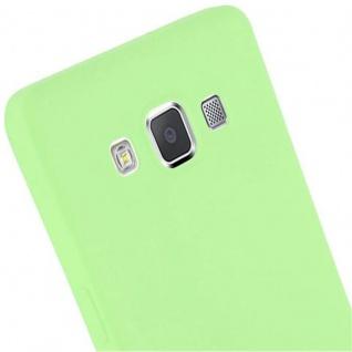 Cadorabo Hülle für Samsung Galaxy A5 2015 in CANDY PASTELL GRÜN - Handyhülle aus flexiblem TPU Silikon - Silikonhülle Schutzhülle Ultra Slim Soft Back Cover Case Bumper - Vorschau 5