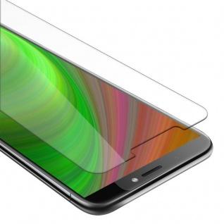 Cadorabo Panzer Folie für HTC Desire 12 PLUS Schutzfolie in KRISTALL KLAR Gehärtetes (Tempered) Display-Schutzglas in 9H Härte mit 3D Touch Kompatibilität