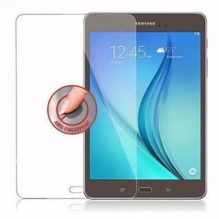 Cadorabo Panzer Folie für Samsung Galaxy Tab A (8 Zoll) - Schutzfolie in KRISTALL KLAR - Gehärtetes (Tempered) Display-Schutzglas in 9H Härte mit 3D Touch Kompatibilität - Vorschau 4